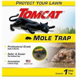 Tomcat Mole Trap for $11