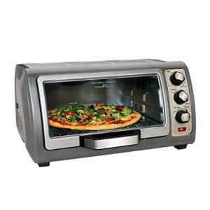Hamilton Beach (31126) Toaster Oven, Convection Oven, Easy Reach,Silver for $116