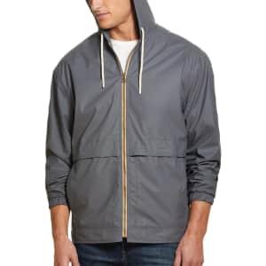 Weatherproof Vintage Men's Rope Windslicker Jacket for $25