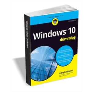 Windows 10 for Dummies 4th Edition: free