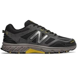 New Balance Men's 510v4 Trail Running Shoes for $45