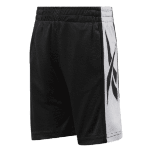 Reebok Boys' Flatback Mesh Shorts for $9