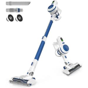 Orfeld 4-in-1 Cordless Stick Vacuum Cleaner for $86
