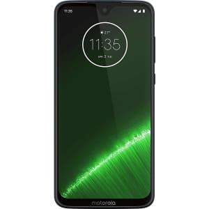 Motorola Moto G7 Plus 64GB Android Smartphone for $150