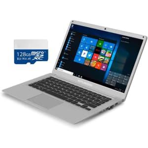 """Hyundai Celeron Apollo Lake 14.1"""" Laptop for $220"""