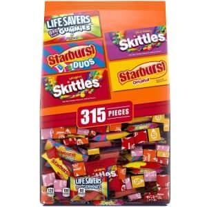 Mars 315-Piece Halloween Candy Assortment for $20