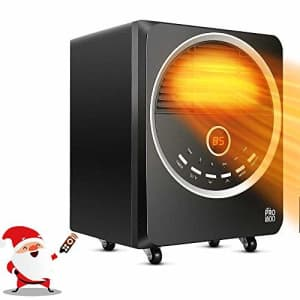 Air Choice Space Heater-Heaters Indoor Portable Electric, Indoor Heaters for Large Room Electric, Heater for for $40