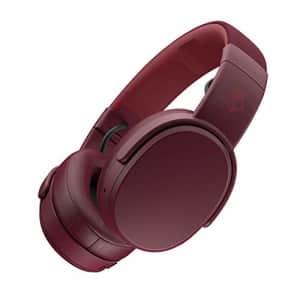 Skullcandy Crusher Wireless Over-Ear Headphone - Deep Red for $148