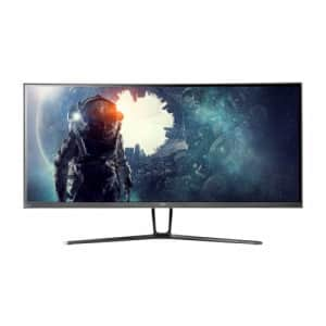 """Monoprice Zero-G 35"""" 21:9 1440p Curved Gaming Monitor for $445"""