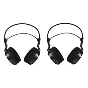 Sony Over-Ear Wireless TV Headphones 2-Pack for $50