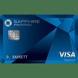 Chase Sapphire Preferred® Card: Earn 100,000 bonus points