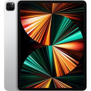 "Apple iPad Pro 12.9"" 256GB WiFi Tablet (2021) for $1,189"
