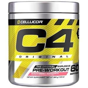 Cellucor C4 Original Pre Workout Powder Strawberry Margarita| Vitamin C for Immune Support | Sugar Free for $28