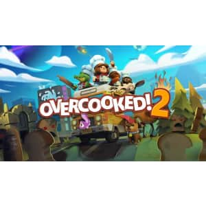 Overcooked! 2 for PC (Epic Games): Free