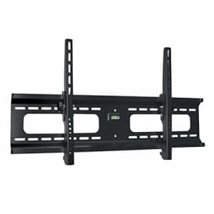 Monoprice Extra Wide Tilt TV Wall Mount Bracket - for TVs 37in to 70in Max Weight 165 lbs VESA for $22