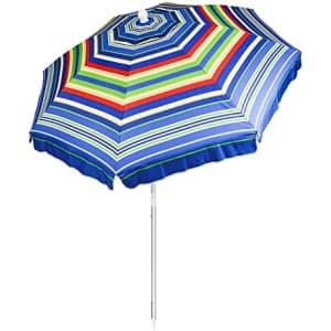 Yohia 6.5-Foot Beach Umbrella for $20