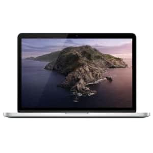 "Apple MacBook Pro i7 13"" Retina Laptop (2015) for $829"