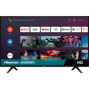 """Hisense 32"""" 720p LED Smart TV for $80"""