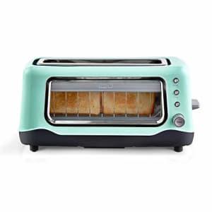 Dash DVTS501 DVTS501AQ Toaster, 2 Slice, Aqua for $50