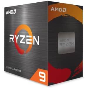 AMD Ryzen 9 5900X 12-Core 3.7GHz Unlocked Desktop Processor for $549