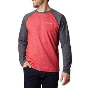 Columbia Men's Thistletown Park Raglan T-Shirt for $15