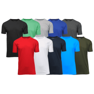 Men's Assorted T-Shirts 6-Pack for $29