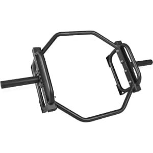 Cap Barbell Olympic Trap Bar for $80