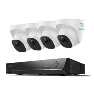 Reolink 4K Poe Security Camera System for $370