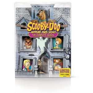 Scooby-Doo Where Are You! Complete Series on Blu-ray for $38