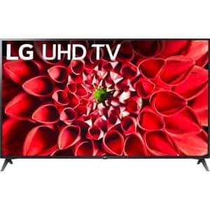 """LG 70"""" 4K HDR LED UHD Smart TV for $569 w/ $20 Sam's Club GC for members"""