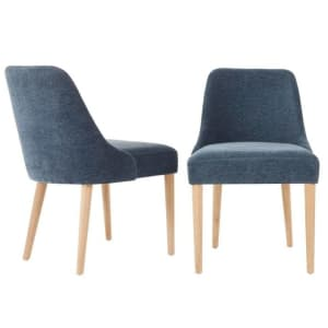 StyleWell Benfield Upholstered Dining Chair: 2-pk. for $151 or 4-pk. for $268
