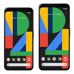 Google Pixel 4 or 4 XL Unlocked Android Phone at Best Buy: $200 off
