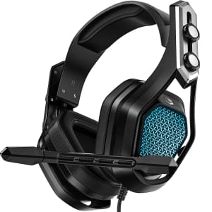 Pahasur Gaming Headset for $10