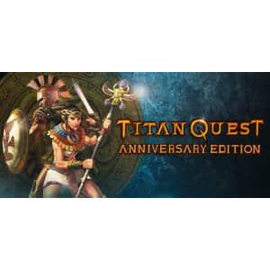 Titan Quest Anniversary Edition for PC: Free