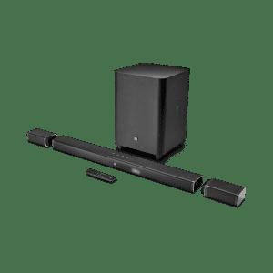 JBL Bar 5.1-Channel 4K UHD Soundbar System w/ Wireless Surround Speakers for $399