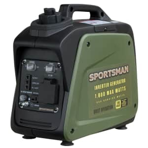 Sportsman 800W Gas-Powered Portable Inverter Generator for $170