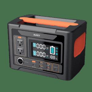Aukey PowerTitan 300 288Wh Portable Power Station for $160