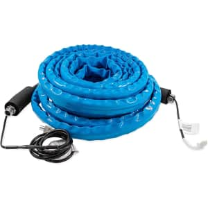 Camco Taste Pure 50-Foot Heated Drinking Water Hose w/ Thermostat for $101
