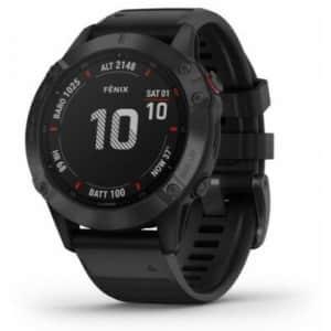 Refurb Garmin Fenix 6 Pro GPS Smartwatch for $520