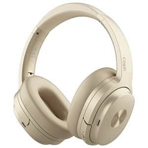 COWIN SE7 Active Noise Cancelling Headphones Bluetooth Headphones Wireless Headphones Over Ear with for $138