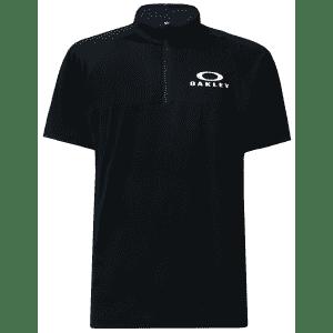 Oakley Men's Enhance Short Sleeve Mock 9.0 Shirt for $10