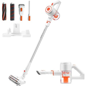 Ilife Easine Cordless Stick Vacuum Cleaner for $160