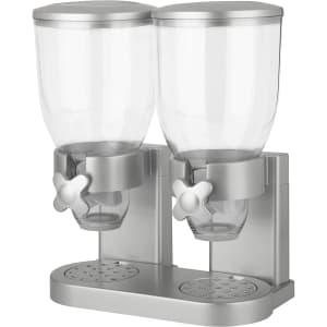 Zevro GAT202 35-oz. Dual Dry Food Dispenser for $42