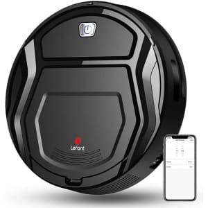 Lefant Robotic Vacuum Cleaner for $146