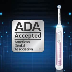 Oral-B 8000 Electronic Power Rechargeable Battery Electric Toothbrush with Bluetooth Connectivity, for $153