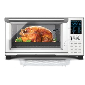 NuWave Bravo XL Convection Oven / Air Fryer for $76