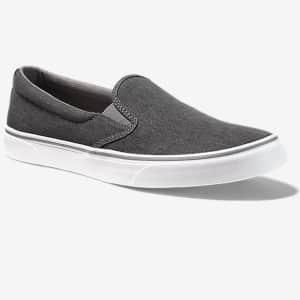 Eddie Bauer Men's Haller Slip-On Shoes for $30