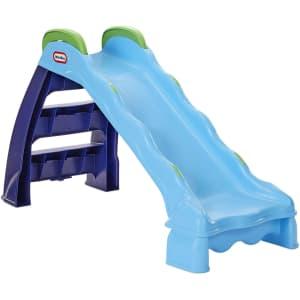 Little Tikes 2-in-1 Wet or Dry Slide for $33