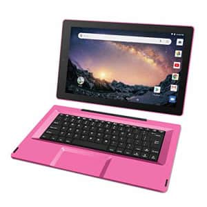 RCA Galileo 11.5 inches 32 GB Touchscreen Tablet Computer with Keyboard Case Quad-Core 1.3Ghz for $90