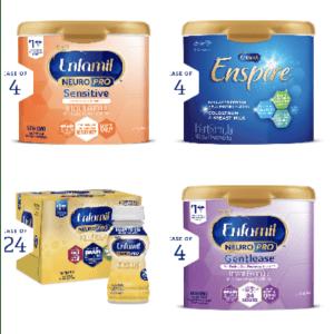 Enfamil Father's Day Sale at EnFamil: Buy 1 powder case, get 30% off 2nd